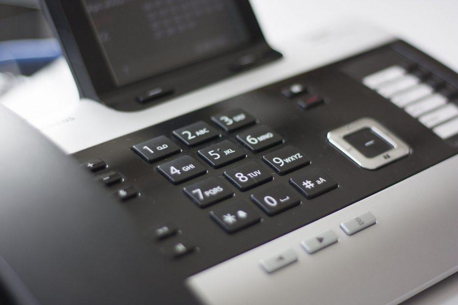 Telefon- und Sprechanlagen